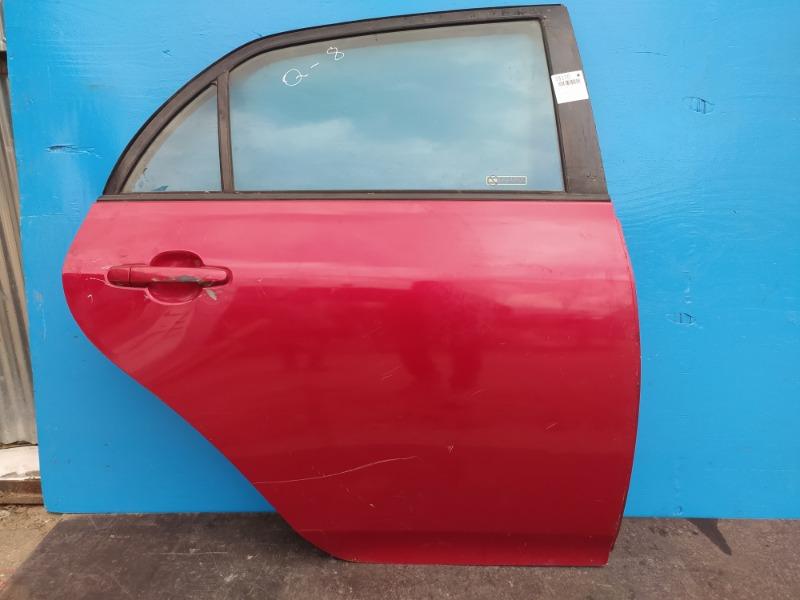 Дверь Toyota Corolla 2006 задняя правая (б/у)