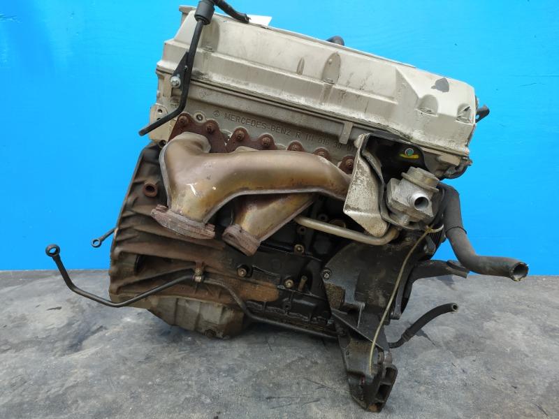 Двигатель Mercedes-Benz C-Class 2.0 2000 (б/у)
