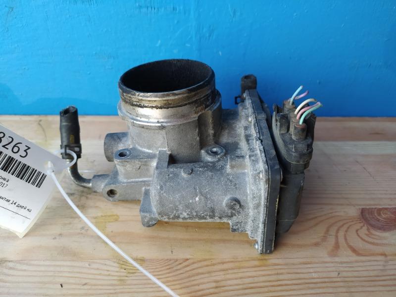 Дроссельная заслонка Mazda 3 2.2 2012 (б/у)