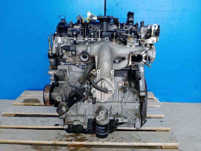 Двигатель Mazda Cx5 2.2 2012 (б/у)