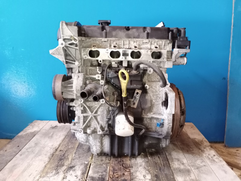 Двигатель Ford Focus 2 1.6 2005 (б/у)