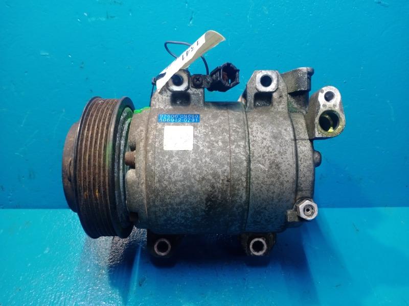 Муфта компрессора кондиционера Nissan Xtrail T30 2.5 2000 (б/у)