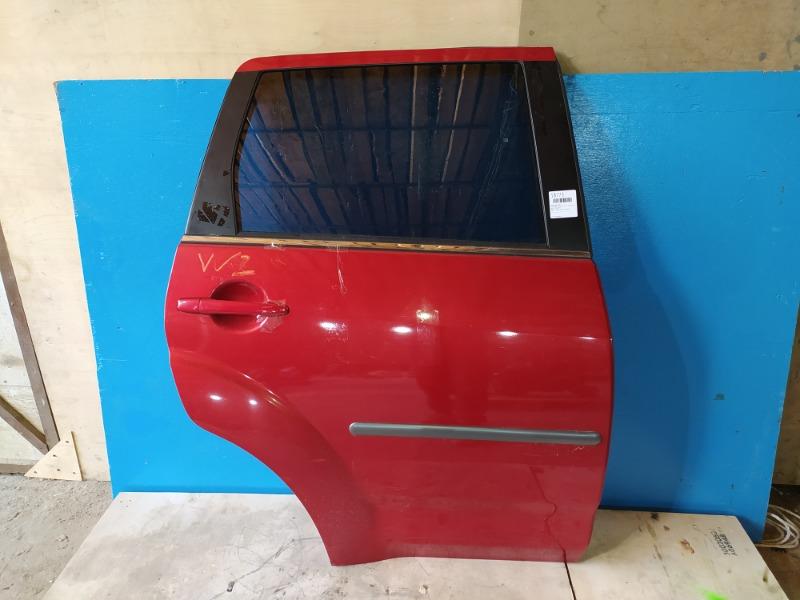Дверь Mitsubishi Outlander Xl 3.0 2006 задняя правая (б/у)