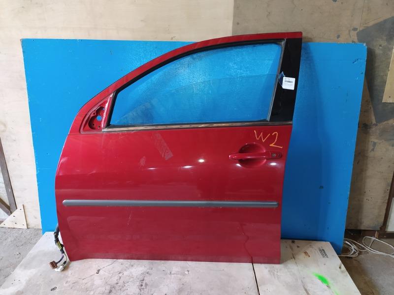 Дверь Mitsubishi Outlander Xl 3.0 2006 передняя левая (б/у)