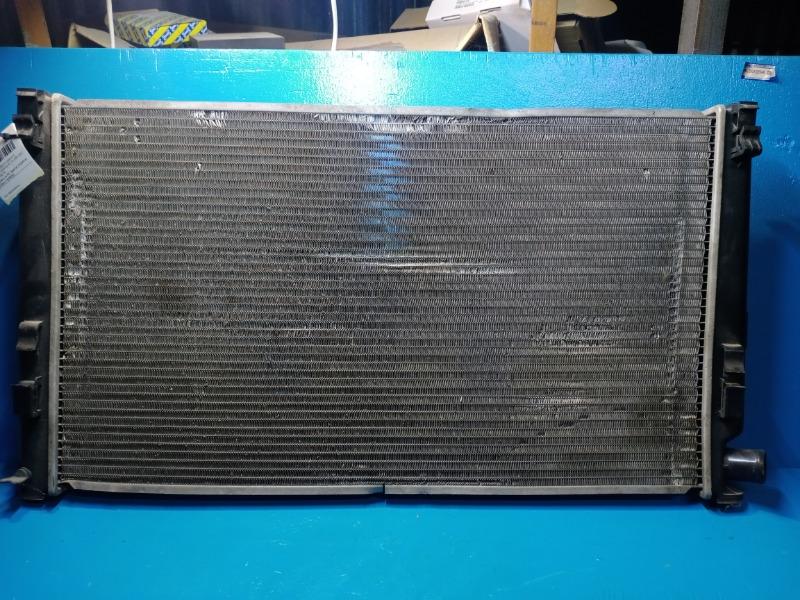 Радиатор охлаждения двигателя Mitsubishi Outlander Xl 3.0 2006 (б/у)