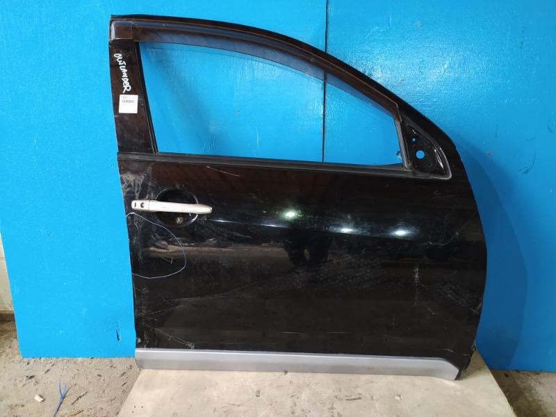 Дверь Mitsubishi Outlander Xl 2006 передняя правая (б/у)