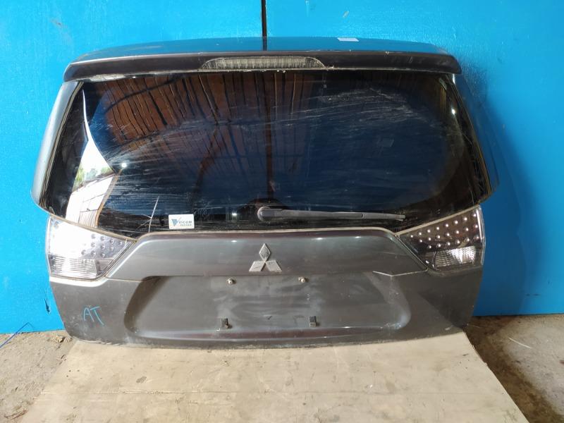 Крышка багажника Mitsubishi Outlander Xl 2006 (б/у)