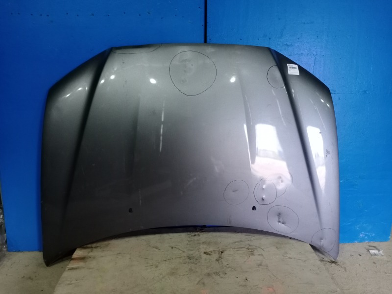 Капот Mitsubishi Asx 2010 (б/у)