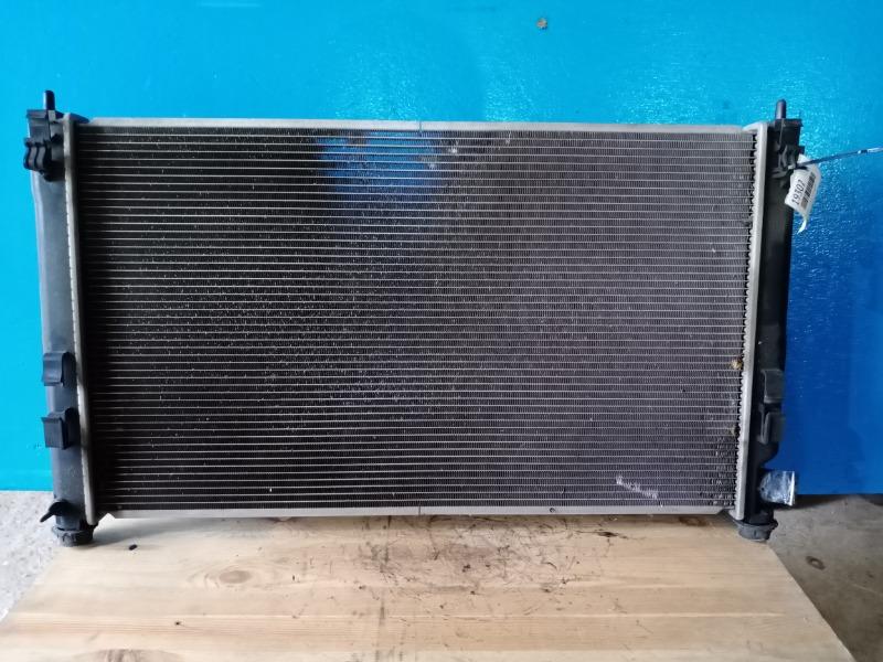 Радиатор охлаждения двигателя Mitsubishi Asx 2.0 2007 (б/у)