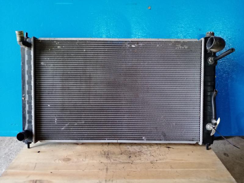 Радиатор охлаждения двигателя Nissan Teana J32 2.5 2007 (б/у)
