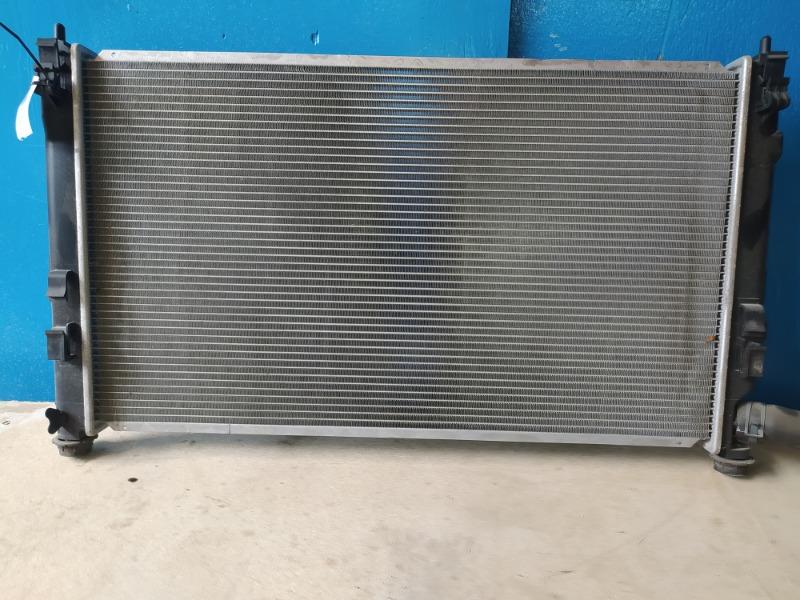 Радиатор охлаждения двигателя Mitsubishi Asx 2.0 2006 (б/у)