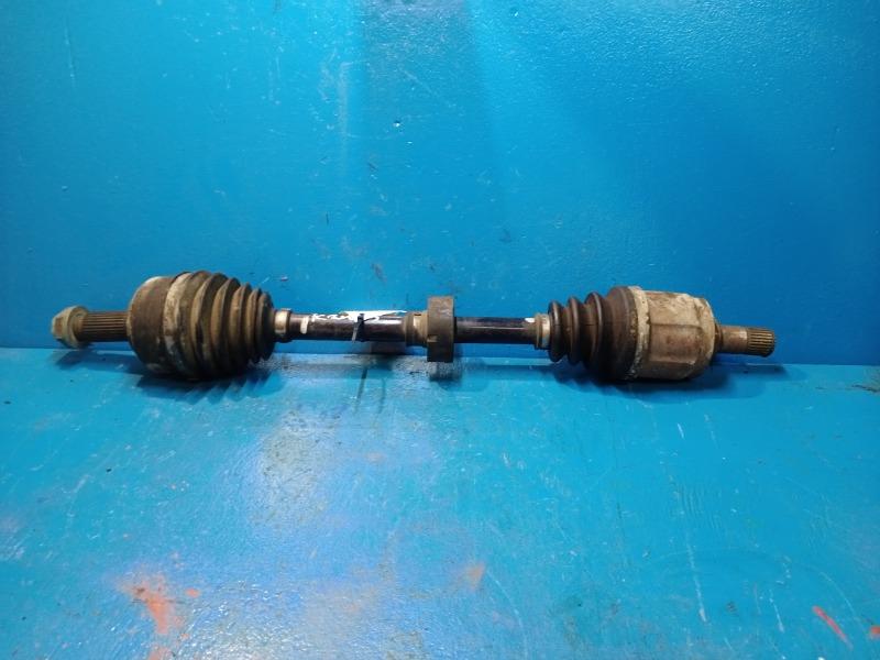 Привод Honda Accord 8 2.4 2008 передний левый (б/у)