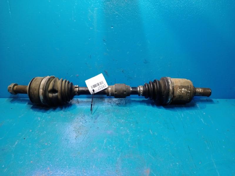 Привод Honda Accord 7 2.0 2002 передний левый (б/у)