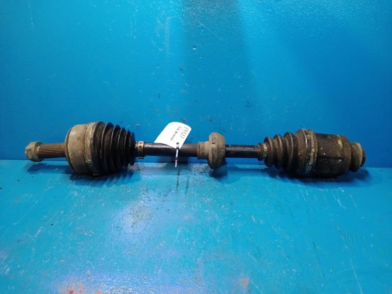 Привод Honda Cr-V 2 2.4 2002 передний правый (б/у)