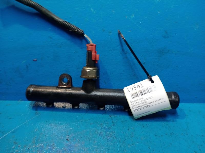 Топливная рампа Ford S-Max 2.0 D 2006 (б/у)
