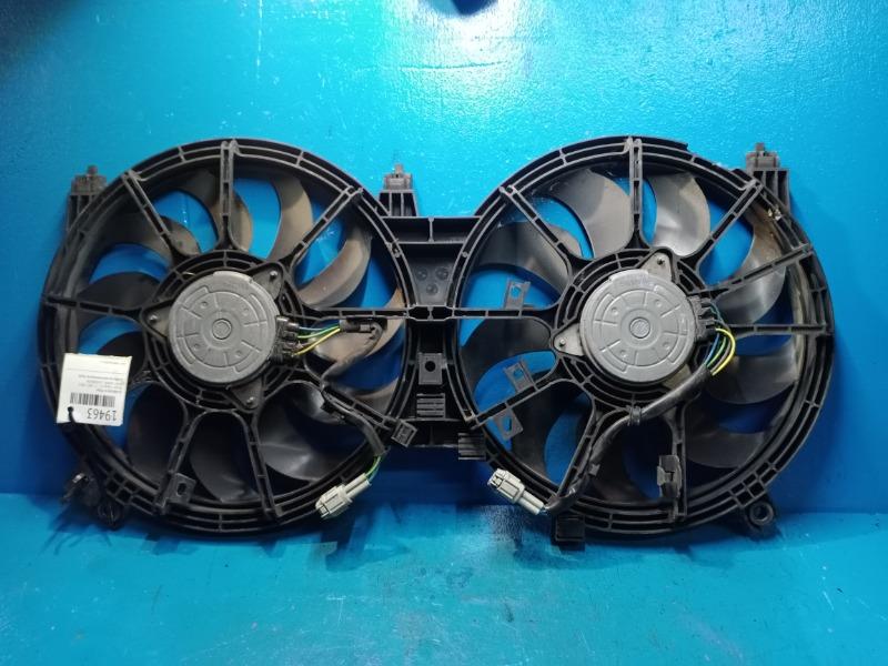 Диффузор в сборе Nissan Teana J32 2.5 2007 (б/у)