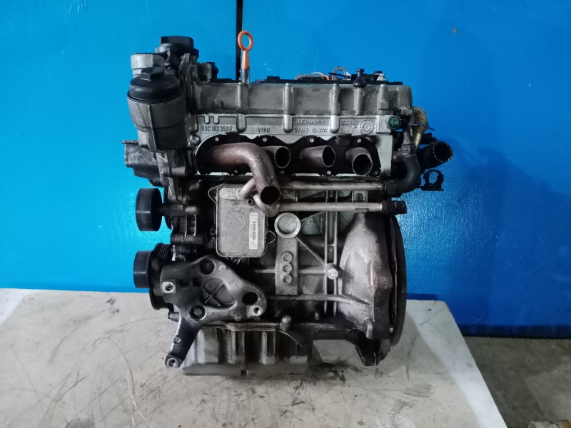 Двигатель Volkswagen Golf 1.6 2003 (б/у)