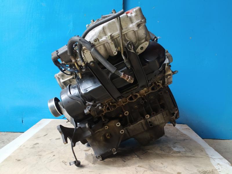 Двигатель Mitsubishi Pajero 3 3.5 SOHC MPI 2000 (б/у)