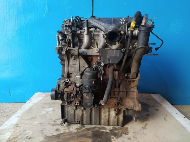 Двигатель Ford S-Max 2.0 D 2006 (б/у)