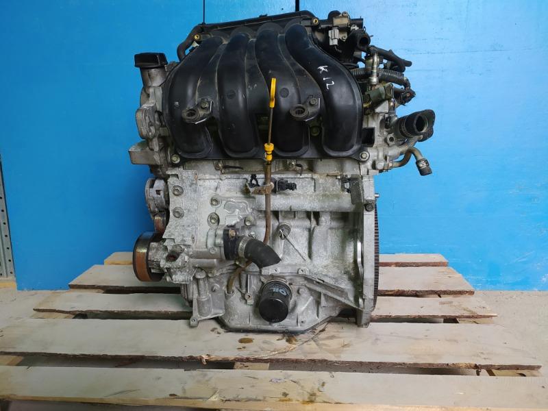 Двигатель Nissan Xtrail T31 2.0 2007 (б/у)