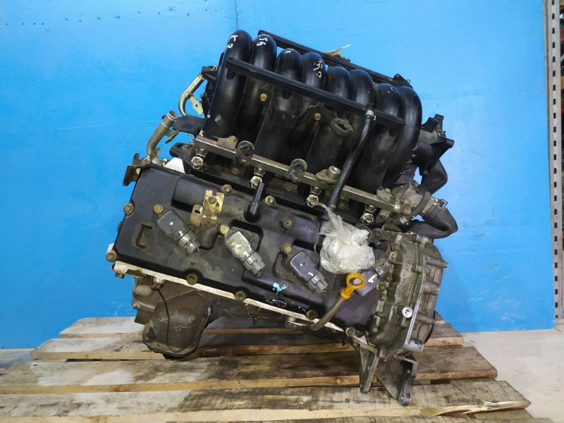 Двигатель Infiniti Qx56 5.6 I 2007 (б/у)