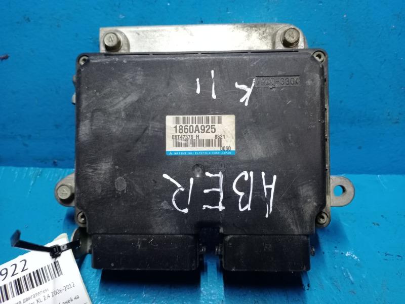 Блок управления двигателем Mitsubishi Outlander Xl 2.4 2006 (б/у)
