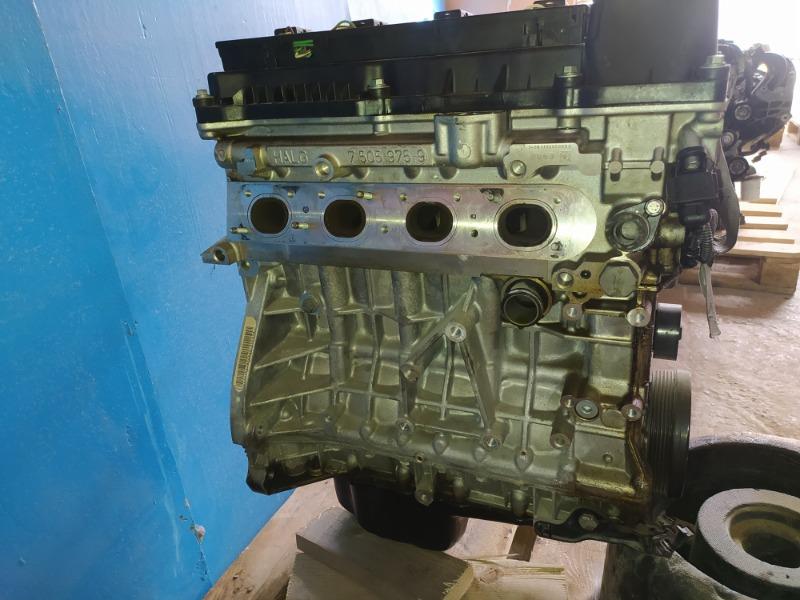 Двигатель Bmw 1-Series 1.6 2004 (б/у)