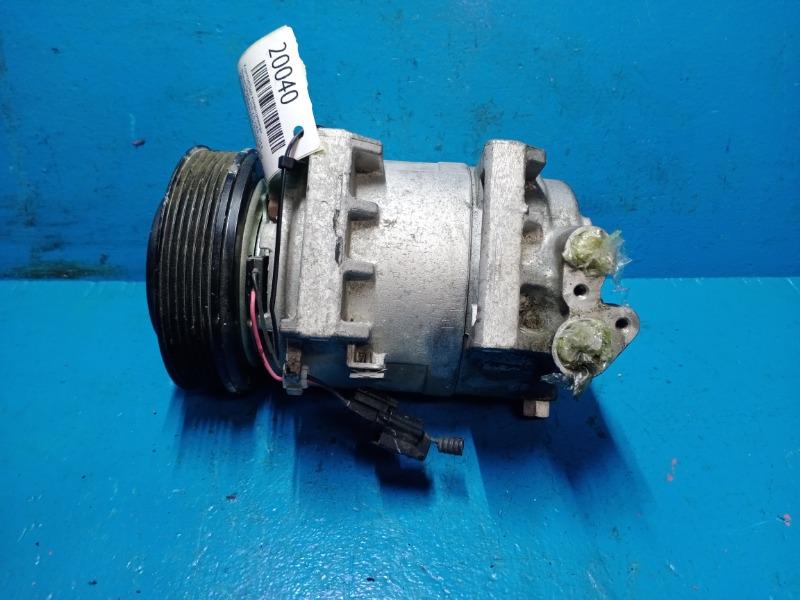 Компрессор кондиционера Nissan Teana J32 2.5 2008 (б/у)