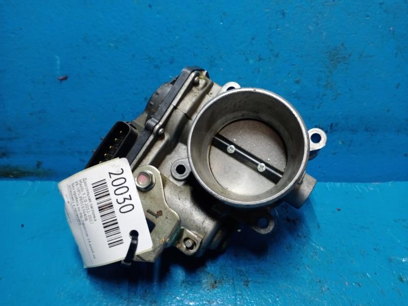 Дроссельная заслонка Mazda 3 2.0 2012 (б/у)