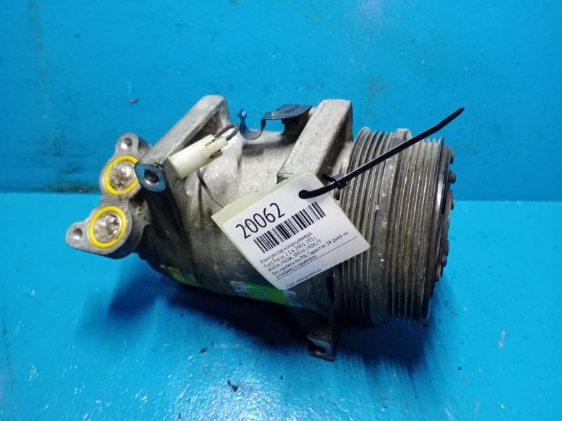 Компрессор кондиционера Ford Focus 2 1.6 2005 (б/у)