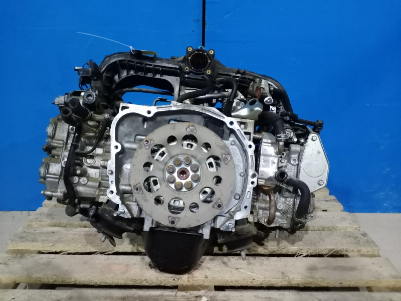 Двигатель Subaru Impreza 1.6 2010 (б/у)