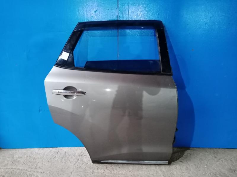 Дверь Nissan Murano Z51 2008 задняя правая (б/у)