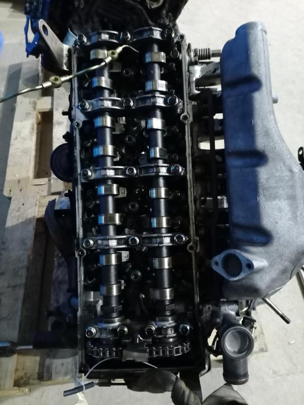 Двигатель Mitsubishi Pajero 3 3.2 2000 (б/у)