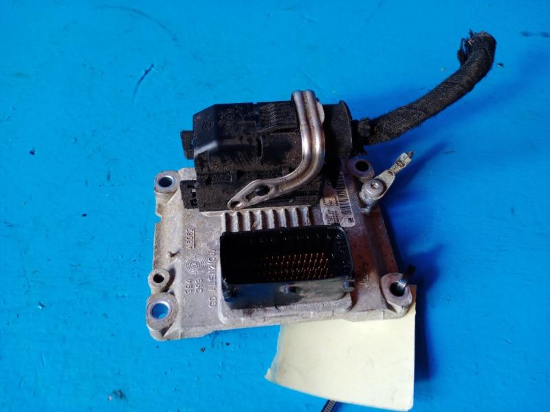 Блок управления двигателем Opel Corsa 1.4 2005 (б/у)
