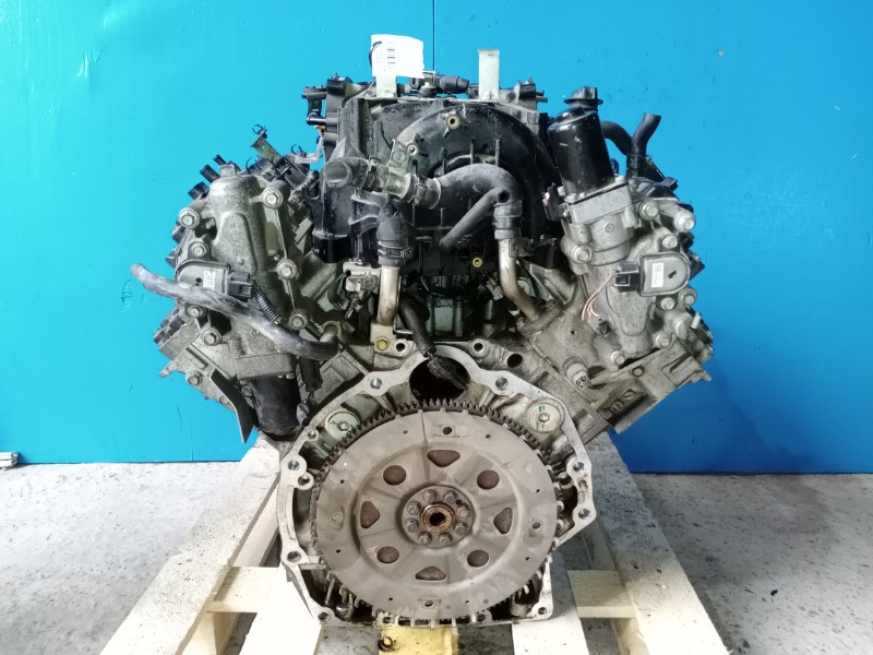 Двигатель Infiniti Q70 5.6 2010 (б/у)