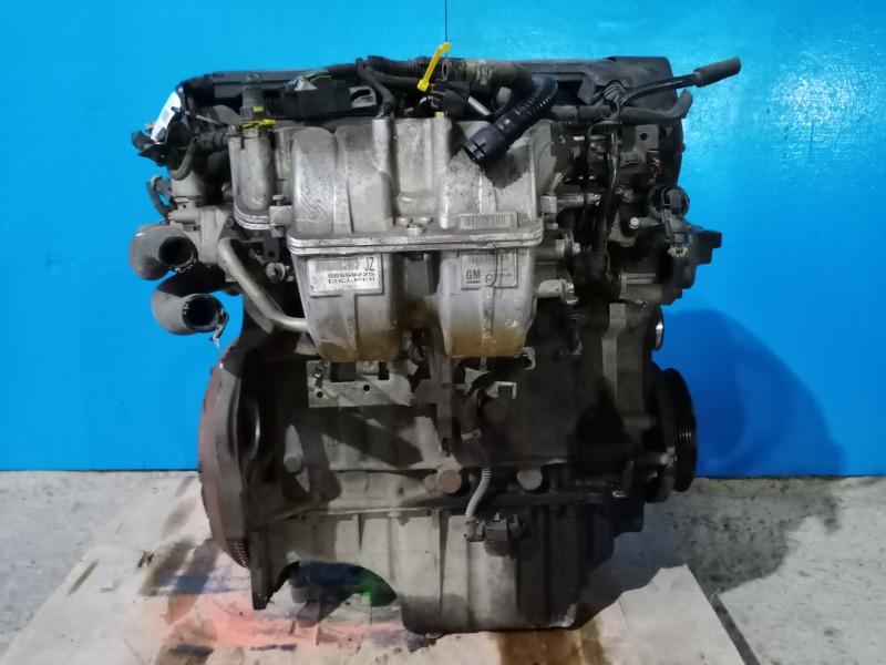 Двигатель Opel Astra 1.6 2005 (б/у)