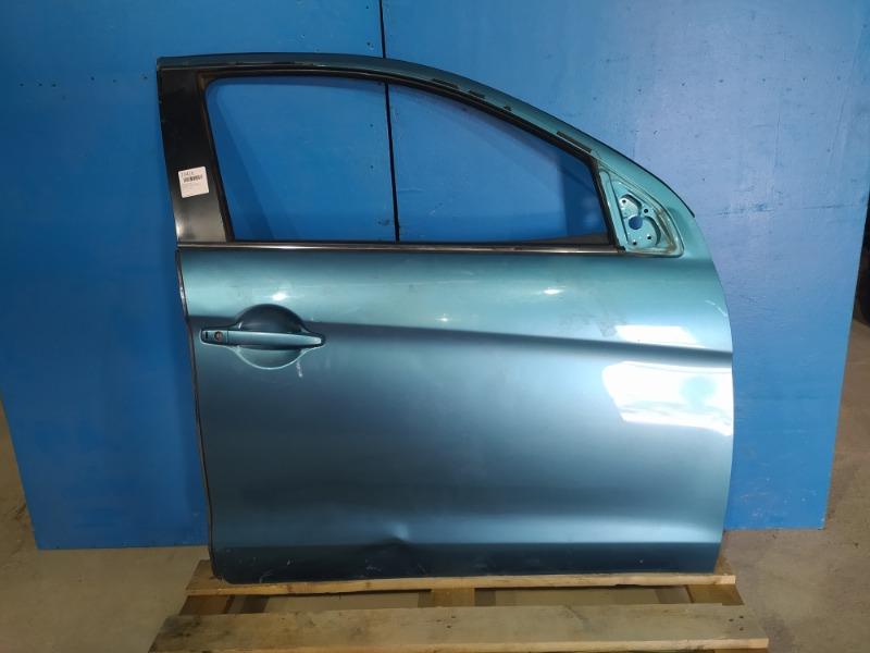 Дверь Mitsubishi Asx 2010 передняя правая (б/у)