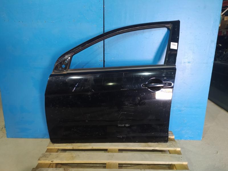 Дверь Mitsubishi Lancer 10 2007 передняя левая (б/у)