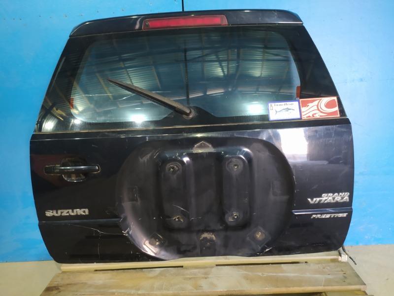 Крышка багажника Suzuki Grand Vitara 3 2005 (б/у)