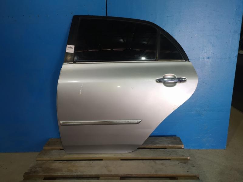 Дверь Toyota Corolla 2006 задняя левая (б/у)