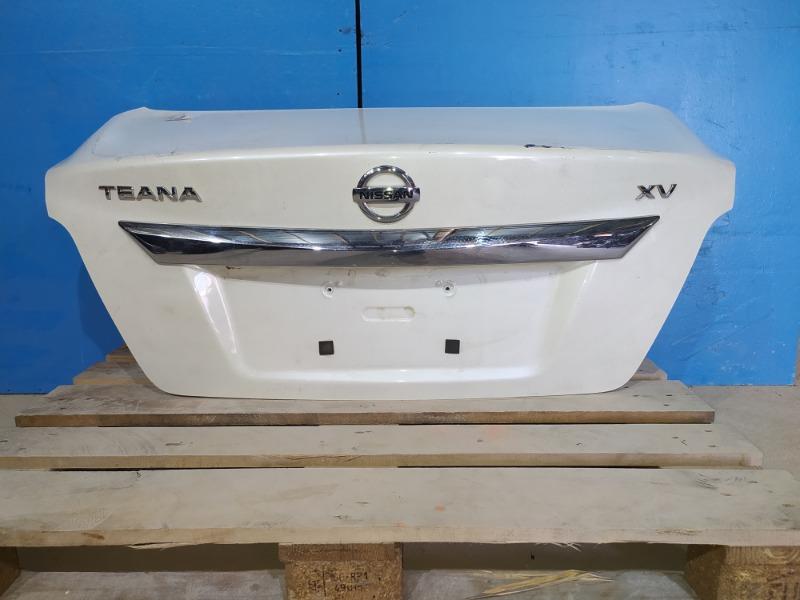Крышка багажника Nissan Teana L33 2013 (б/у)
