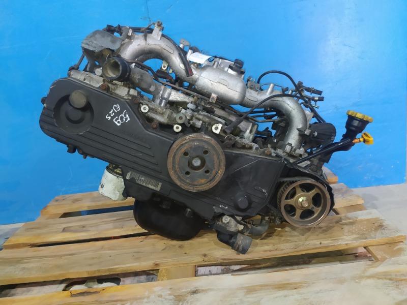Двигатель Subaru Forester 2.5 1997 (б/у)