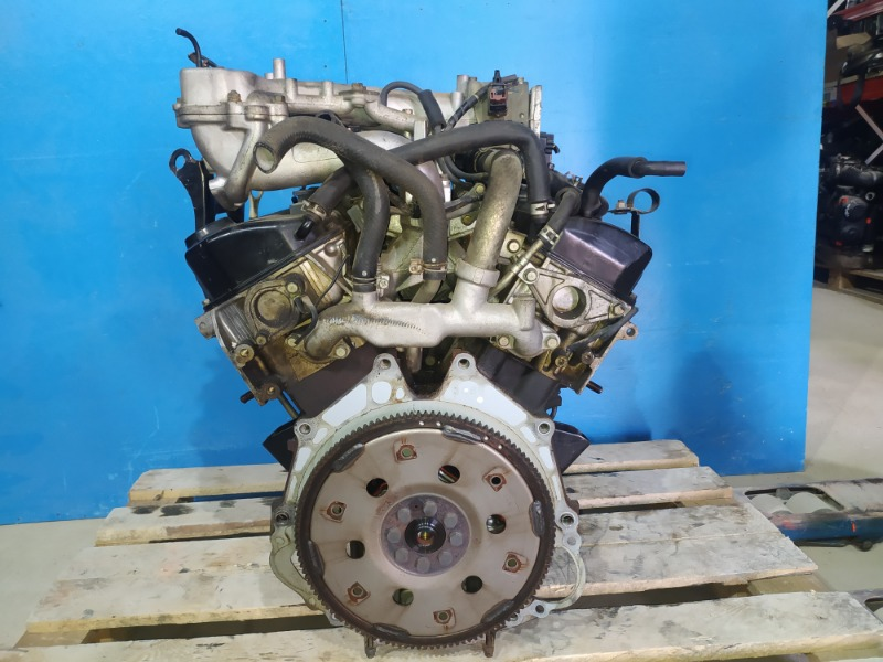 Двигатель Mitsubishi Pajero 2 3.5 1996 (б/у)