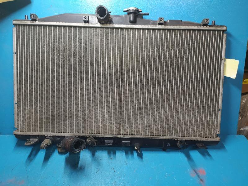 Радиатор охлаждения двигателя Honda Accord 7 2.0 2002 (б/у)