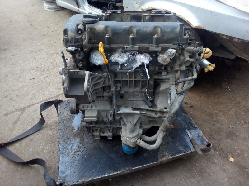Двигатель Hyundai Sonata NF G4KC 2007 (б/у)