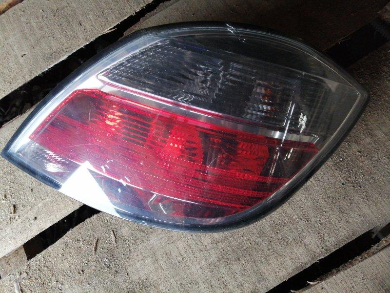 Фонарь Opel Astra L48 Z16XER 2007 задний правый (б/у)