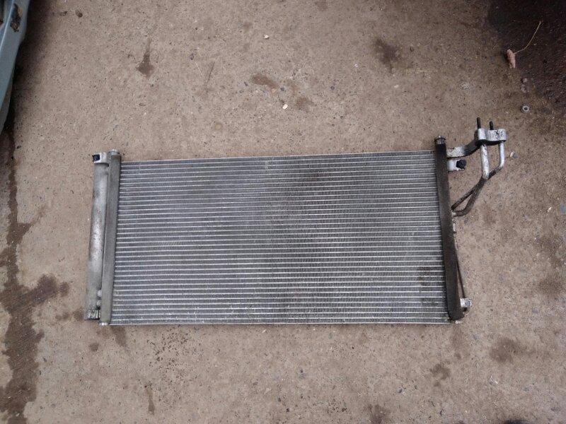 Радиатор кондиционера Hyundai Sonata NF G4KC 2007 (б/у)