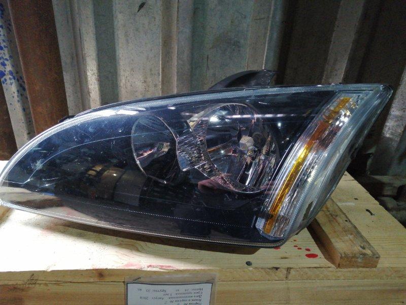 Фара Ford Focus 2 CB4 HXDA 2007 передняя левая (б/у)