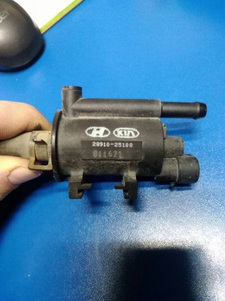 Клапан давления топлива Hyundai Sonata NF G4KC 2007 (б/у)