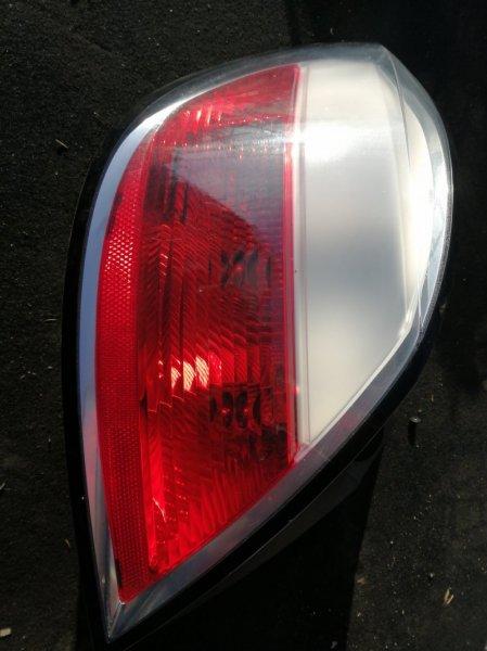 Фонарь Opel Astra L48 Z16XEP 2008 задний левый (б/у)
